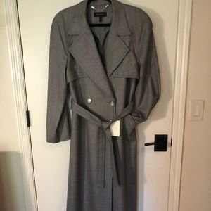 ESCADA Trench Coat/Dress 42 NWT